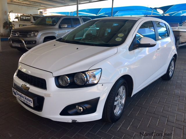 Pre-owned Chevrolet Sonic 1.6 LS for sale in