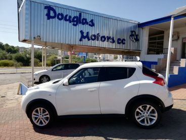 Pre-owned Nissan Juke 1.6 Acenta+ for sale in