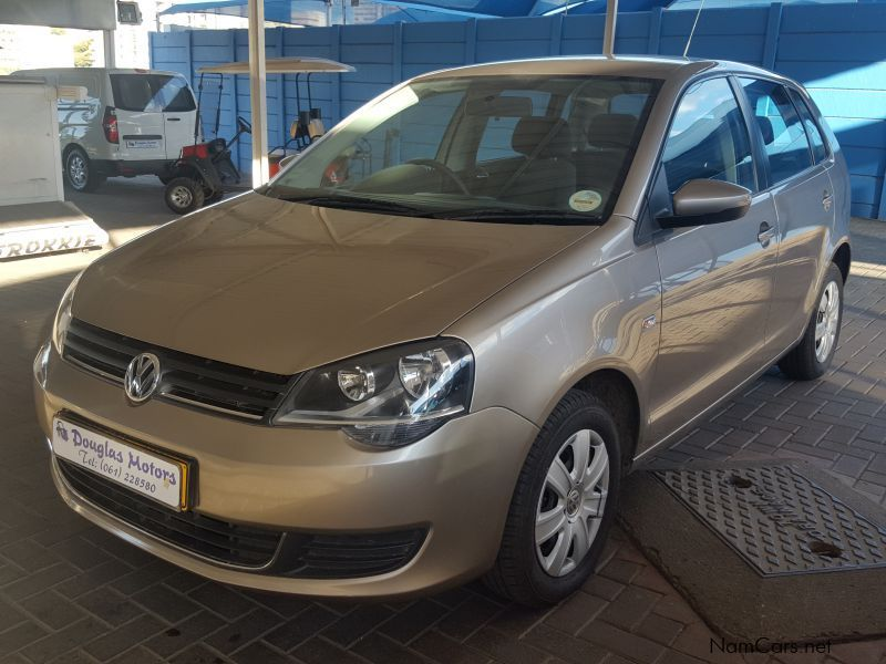 Pre-owned Volkswagen Polo Vivo 1.4 Trendline for sale in