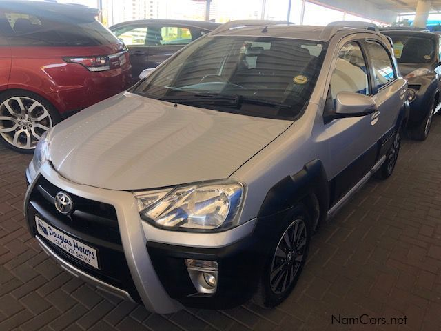 Pre-owned Toyota Etios 1.5 XS Cross for sale in
