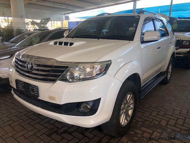 Pre-owned Toyota Fortuner 2.5 D4D R/B A/T for sale in