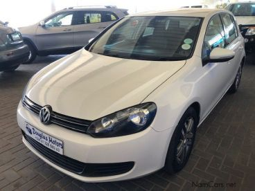 Pre-owned Volkswagen Golf VI 1.6 Tdi Comfortline for sale in
