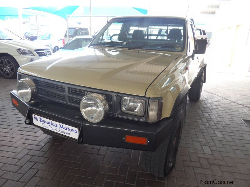 Pre-owned Toyota Hilux S/Cab 4x4 for sale in Windhoek