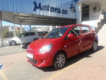 Pre-owned Mitsubishi Mirage 1.2 for sale in