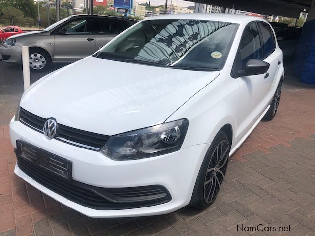 Pre-owned Volkswagen Polo 1.2 tsi trendline for sale in