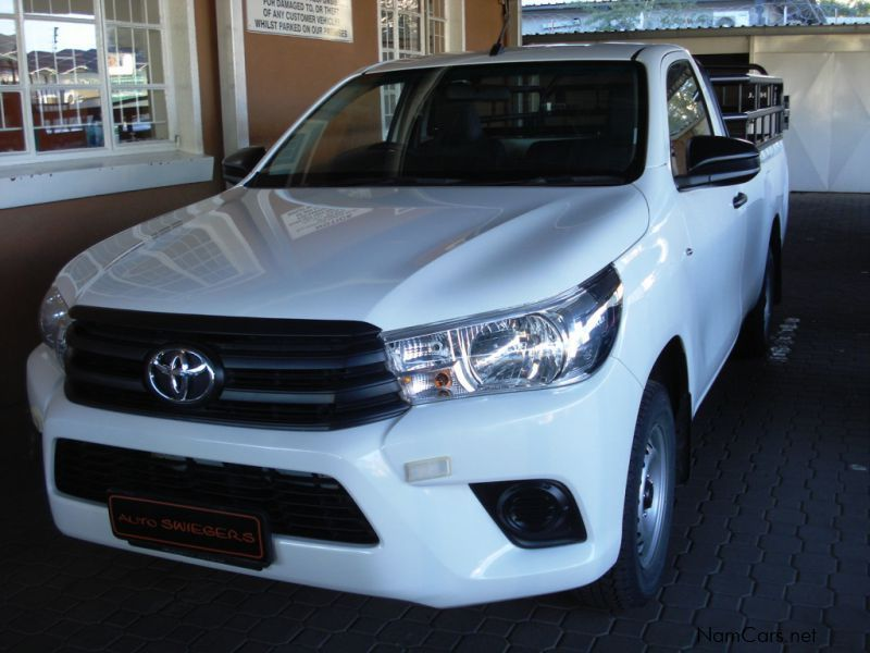 Pre-owned Toyota Hilux 2.0 VVTi LWB for sale in