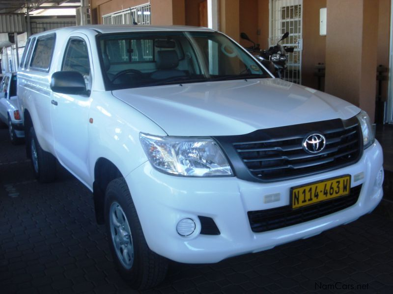 Pre-owned Toyota Hilux 2.5 D4D S/C 4x4 SRX for sale in