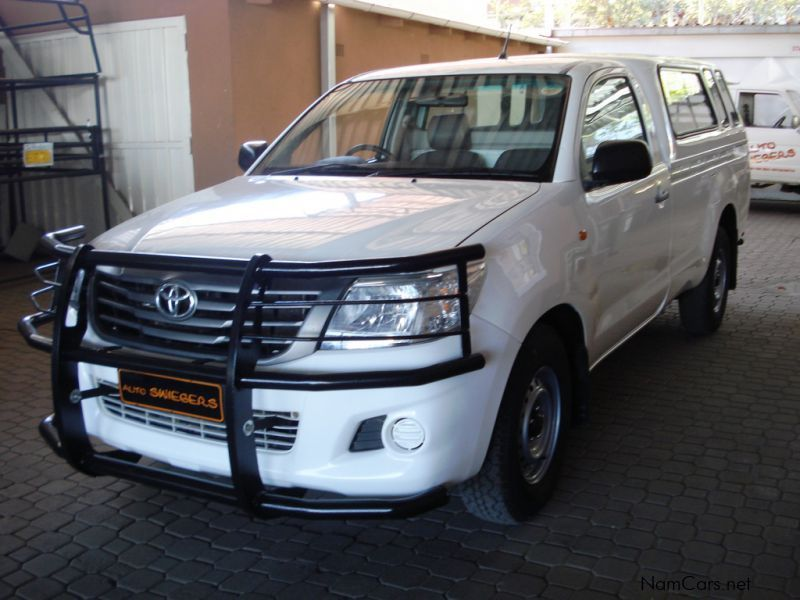 Pre-owned Toyota Hilux 2.5 D4D LWB for sale in
