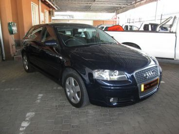 Pre-owned Audi A3 Sportback 2.0 FSI for sale in