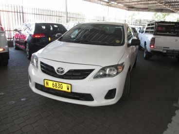 Pre-owned Toyota Corrola 1.6 Quest for sale in