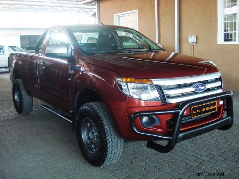 Pre-owned Ford Ranger 2.2 TDCi XLS Hi Rider for sale in