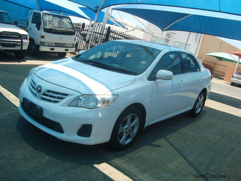 Pre-owned Toyota Corolla  1.6  Advance for sale in Windhoek
