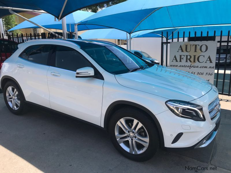 Pre-owned Mercedes-Benz GLA 220 CDI 4MATIC for sale in