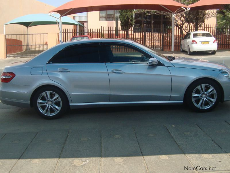 Pre-owned Mercedes-Benz E 300  Import for sale in Windhoek