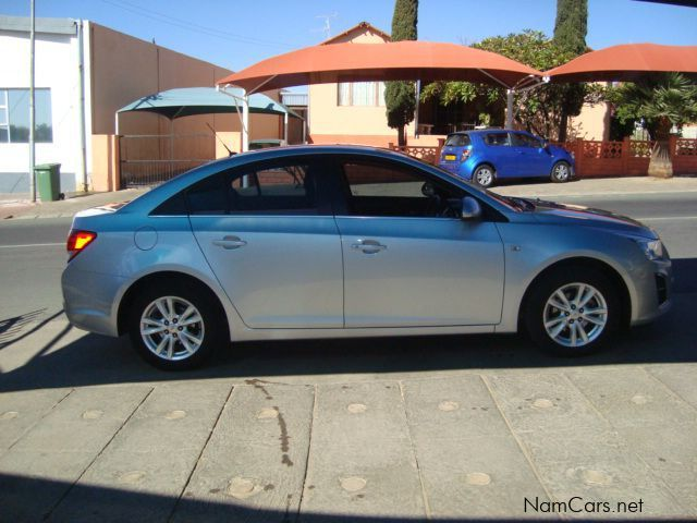 Pre-owned Chevrolet Cruze 1.6 LS for sale in Windhoek