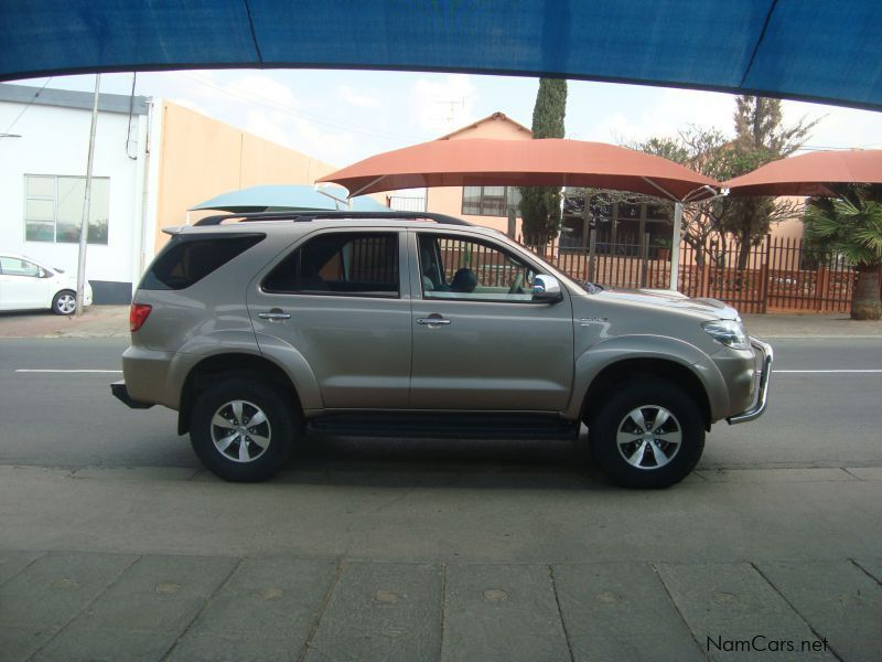 Pre-owned Toyota Fortuner  3.0L  D4D  4x4 for sale in Windhoek