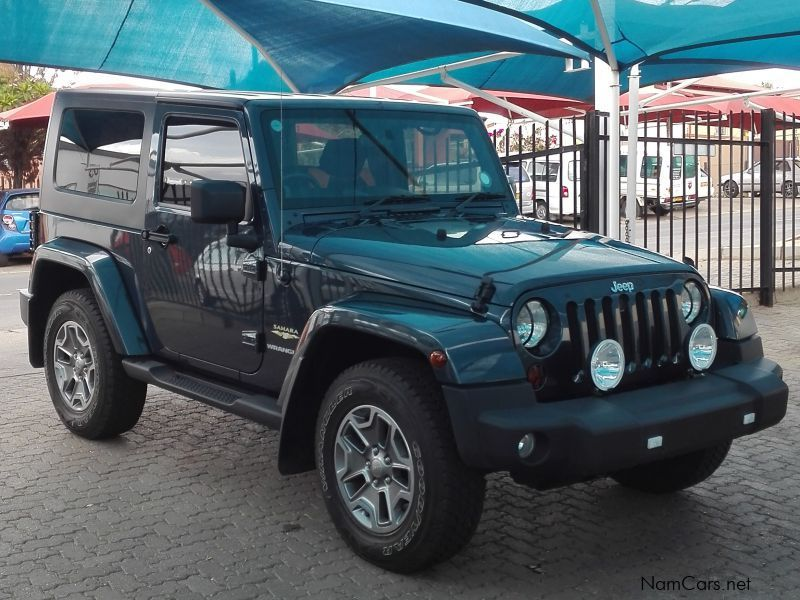 Pre-owned Jeep Wrangler 3.8 V6 for sale in Windhoek