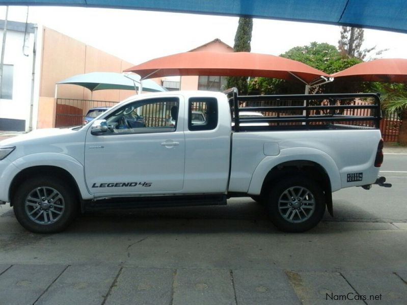 Used Toyota Hilux 3.0 Legend 45 2x4 Club Cab for sale