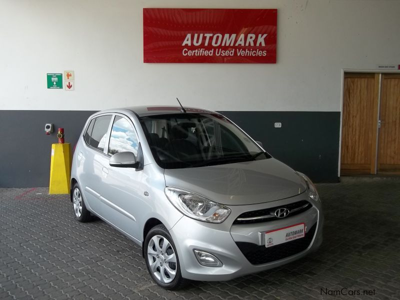 Pre-owned Hyundai I10 for sale in Windhoek