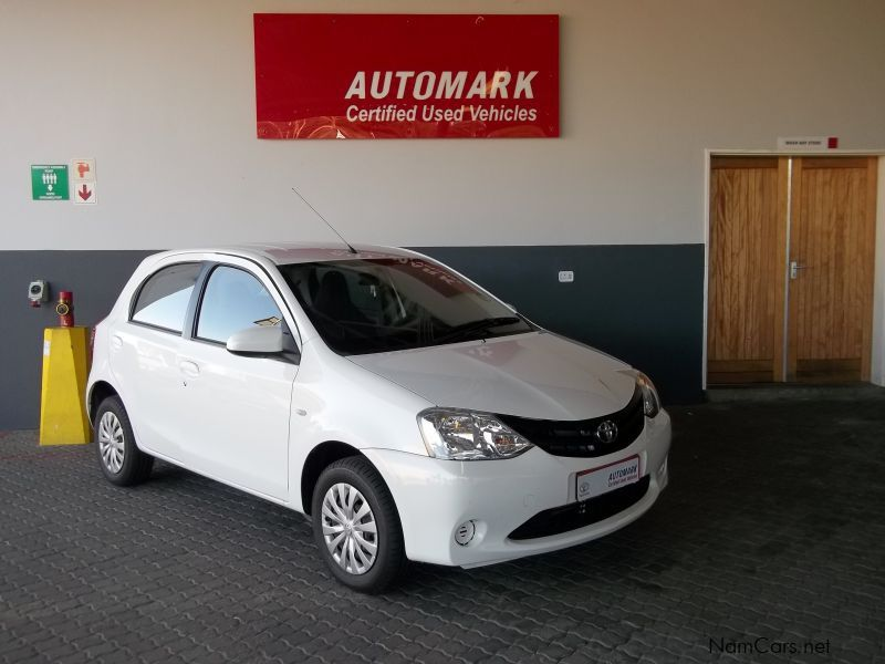 Pre-owned Toyota ETIOS XI for sale in Windhoek