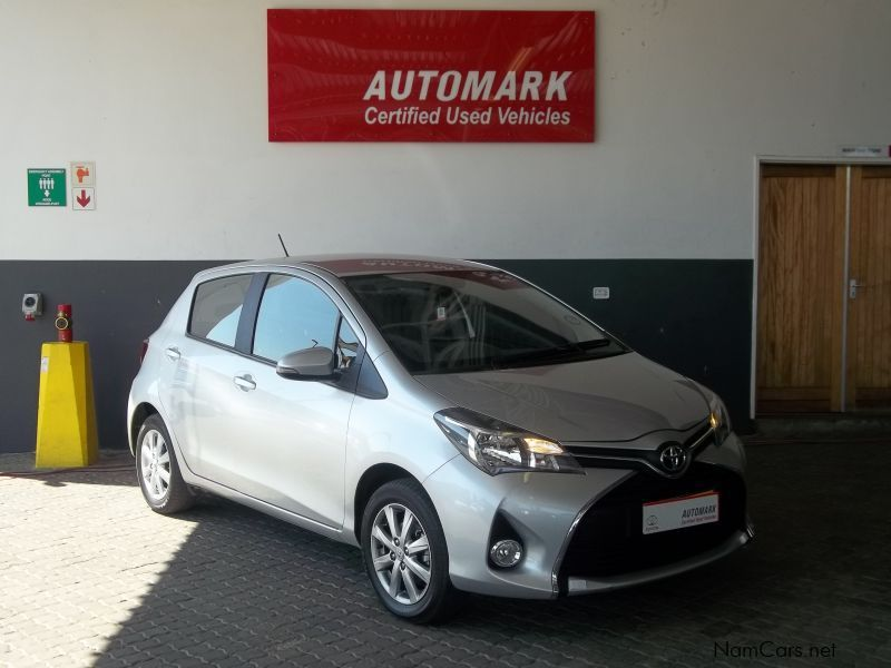 Pre-owned Toyota Yaris SX for sale in Windhoek