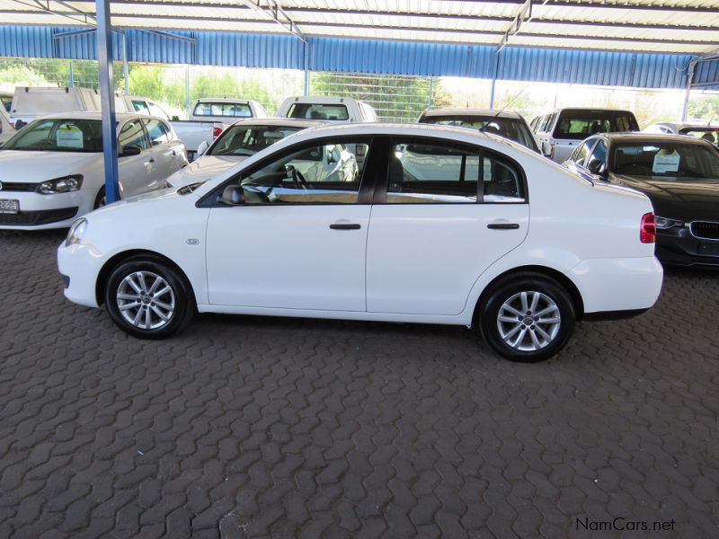 Used Volkswagen POLO VIVO 1.6 TREND for sale