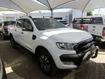 Pre-owned Ford RANGER 3.2TDCI WILDTRAK 4X4 A/T D/C for sale in