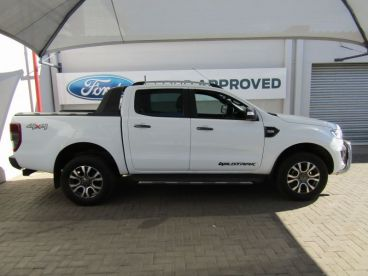 Pre-owned Ford RANGER  3.2 TDCI WILDTRAK D/C 4X4 A/T for sale in