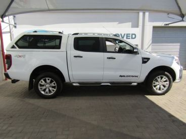 Pre-owned Ford RANGER 3.2TDCI WILDTRACK 4X4 A/T D/C for sale in