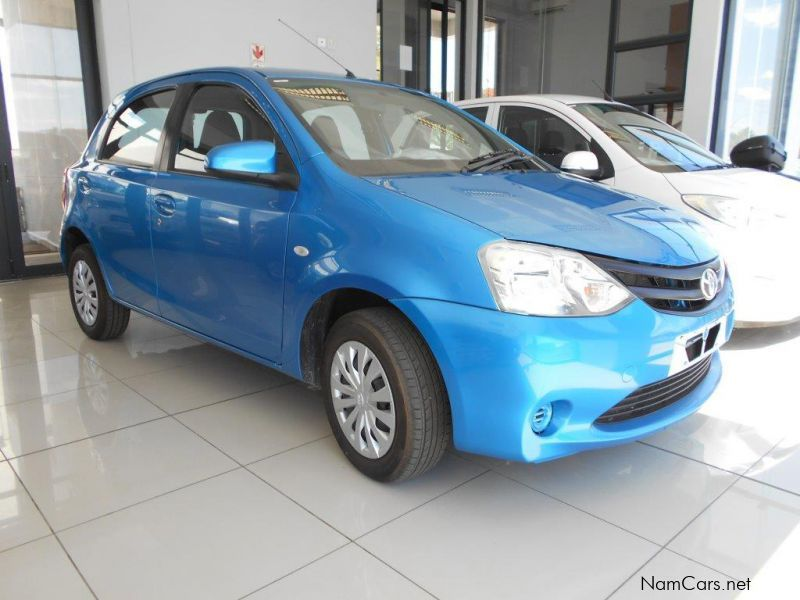 Pre-owned Toyota Etios 1.5 XS for sale in Windhoek