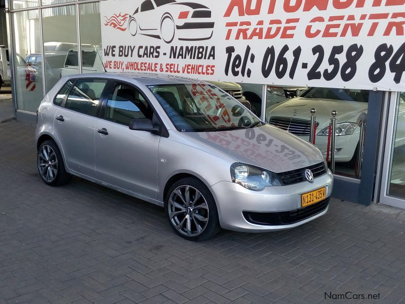 Pre-owned Volkswagen Polo Vivo 1.4i 5Dr for sale in
