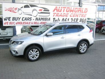 Pre-owned Nissan X Trail for sale in