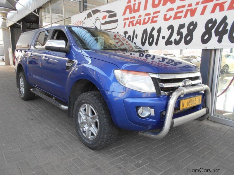 Pre-owned Ford Ranger 3.2tdci Xlt 4x4 P/u D/c for sale in