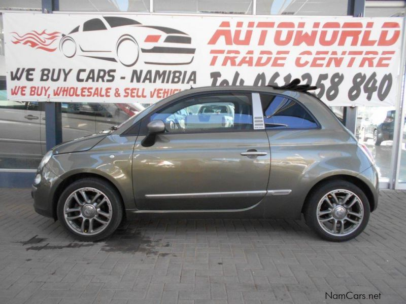 Pre-owned Fiat 500 1.4 By Diesel Cab for sale in Windhoek