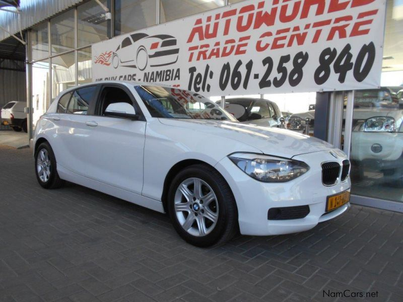 Pre-owned BMW 116i M Sport 5dr (f20) for sale in