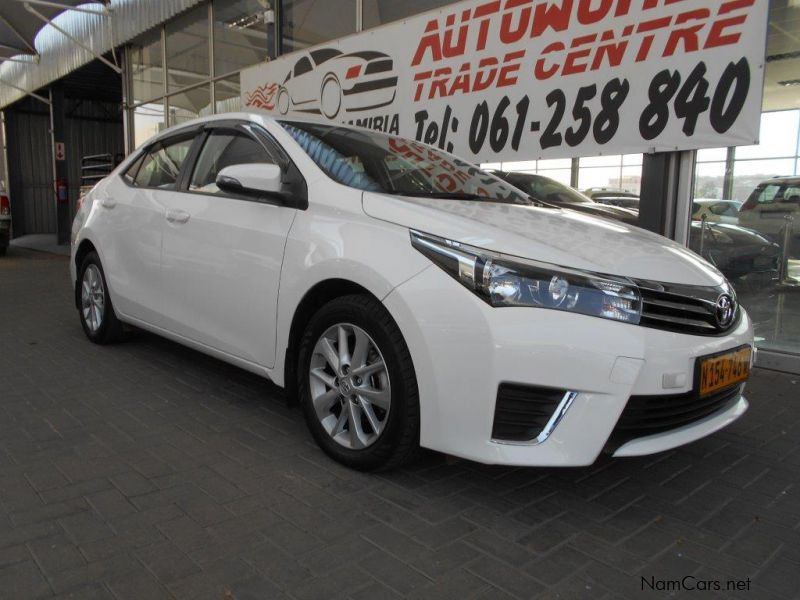 Pre-owned Toyota Corolla 1.4d Prestige for sale in