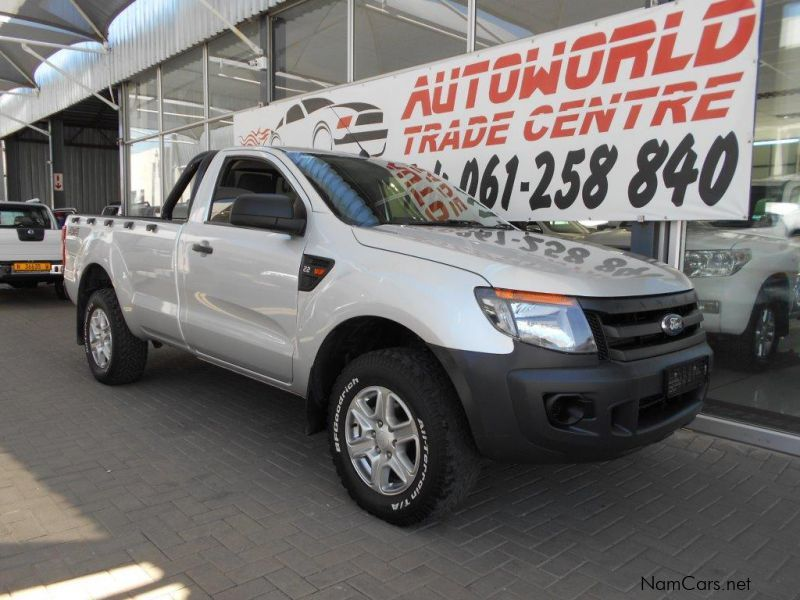 Pre-owned Ford Ranger 2.2tdci Xl 4x4 P/u Sc for sale in