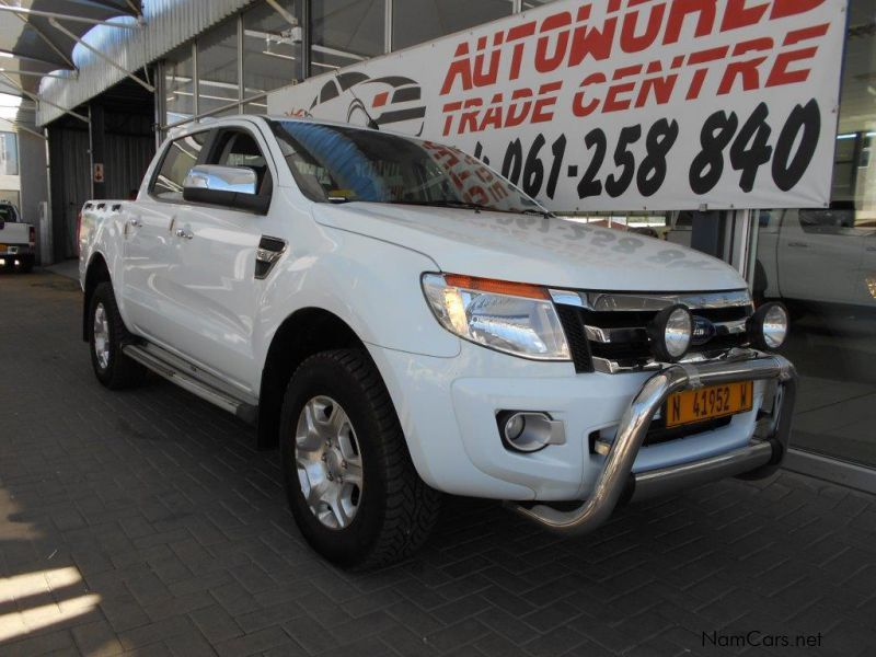 Pre-owned Ford Ranger 3.2tdci Xlt 4x4 A/t P/u D/c for sale in
