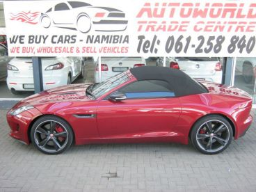 Pre-owned Jaguar F Type for sale in