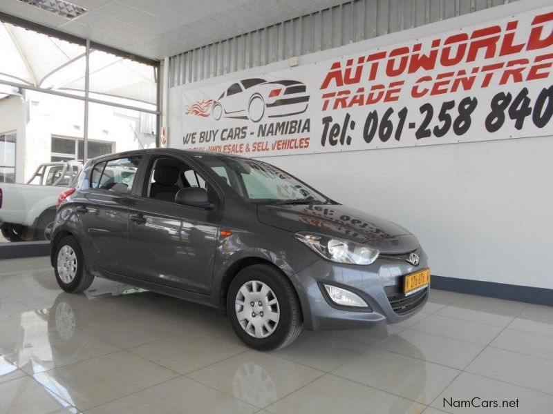 Pre-owned Hyundai i20 1.2 GL Motion for sale in Windhoek