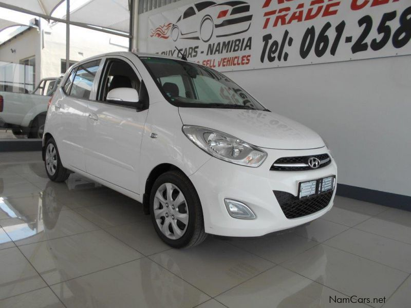 Pre-owned Hyundai i10 1.1 GL Motion for sale in Windhoek