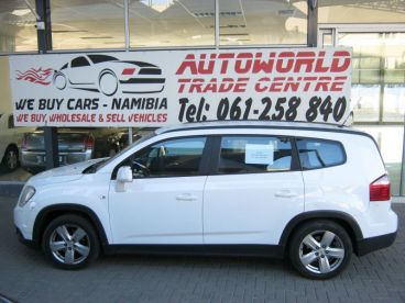 Pre-owned Chevrolet Orlando 1.8 LS for sale in