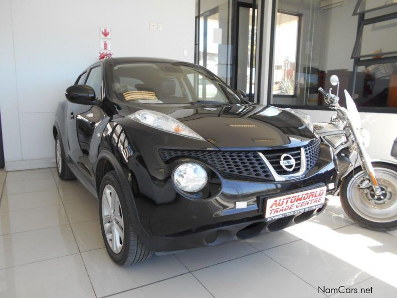 Pre-owned Nissan Juke 1.6 Dig-t Tekna for sale in