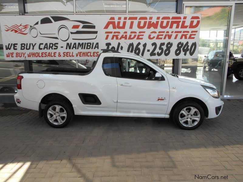 Pre-owned Chevrolet Utility 1.4 Sport P/u S/c for sale in Windhoek