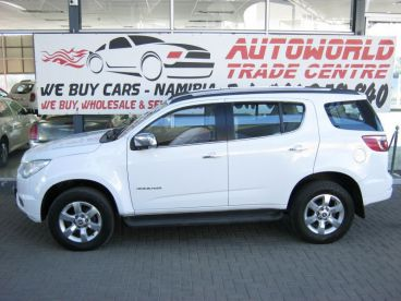 Pre-owned Chevrolet Trailblazer 2.8 LTZ for sale in