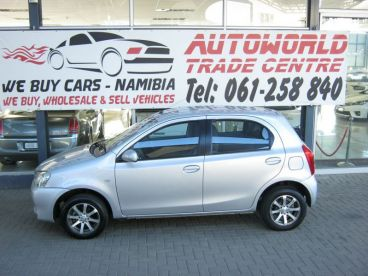 Pre-owned Toyota Etios for sale in