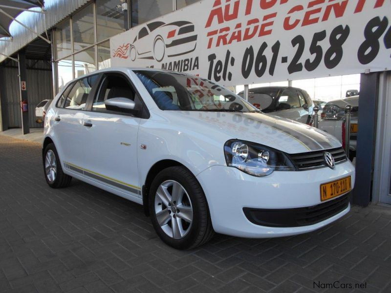 Pre-owned Volkswagen Polo Vivo Gp 1.4 Street 5dr for sale in
