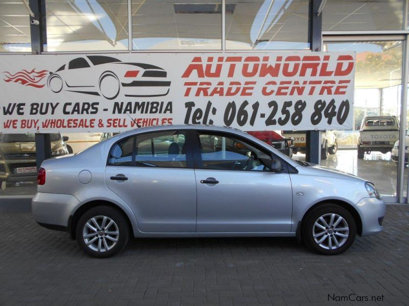 Pre-owned Volkswagen Polo Vivo 1.6 Trend for sale in Windhoek
