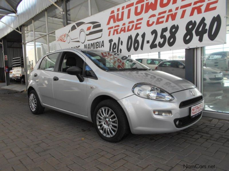 Pre-owned Fiat Punto 1.4 Pop 5dr for sale in