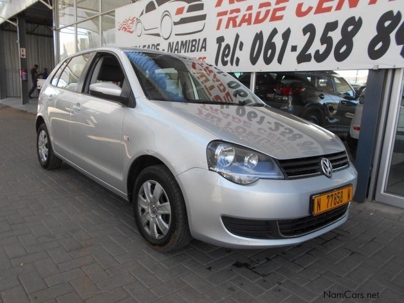 Pre-owned Volkswagen Polo Vivo Gp 1.4 Conceptline 5dr for sale in